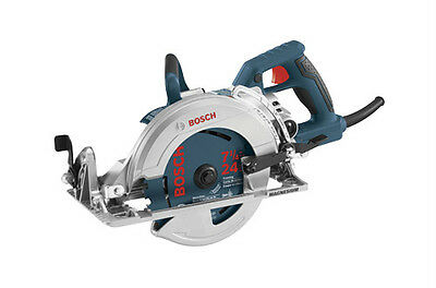 """Bosch CSW41 Worm Drive Circular Saw 15 Amp 7-1/4"""" NEW Magnesium Electric Tool"""