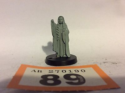 Warhammer fantasy METAL LOTR Lord of the rings Lady Galadriel primed #089o