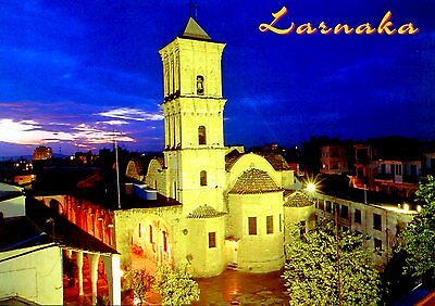 Cyprus Larnaca Postcard as picture * Combined Shipping available * 4001 S10