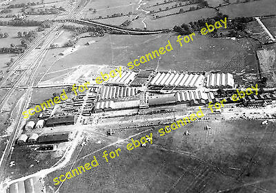 Photo - Hendon airport aerial view, 1920