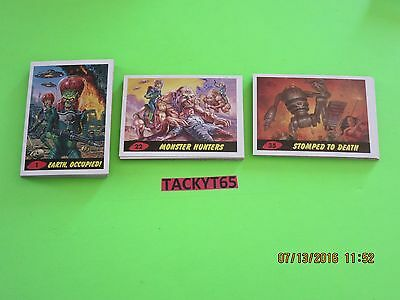 Mars Attacks Occupation 45 Card Heritage  Set