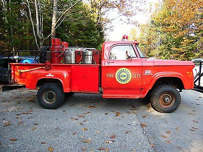 1969 Dodge Power Wagon  1969 Dodge Power Wagon 300