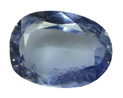 7.11ct/7.9Ratti PURE&IIGS CERTIFIED SYNTHETIC SAPPHIRE ASTROLOGICAL GEMS AGJ1972