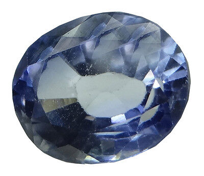 5.18ct./5.75 Ratti PURE CERTIFIED SYNTHETIC SAPPHIRE ASTROLOGICAL STONE AGJ1977