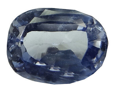 7.9ct/8.77Ratti PURE&IIGS CERTIFIED SYNTHETIC SAPPHIRE ASTROLOGICAL GEMS AGJ1976