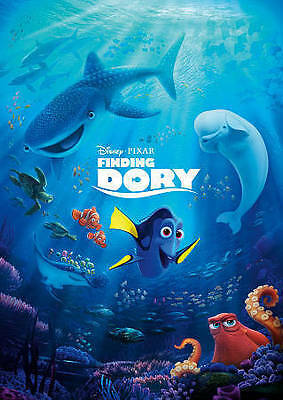 Finding Dory (Blu-ray/DVD, Includes Digital Copy)