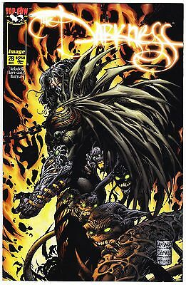 The Darkness #26 - Regular Cover - Image / Top Cow Comics 1St Print 1999