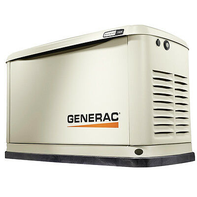 Generac 7031 11kW G-Force Air-Cooled Standby Back-up Power Generator