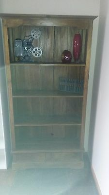Timber / Wooden Bookcase