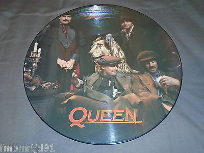 "Queen - A Kind Of Magic 12"" Picture Disc (Freddie Mercury Brian May Roger Taylor"