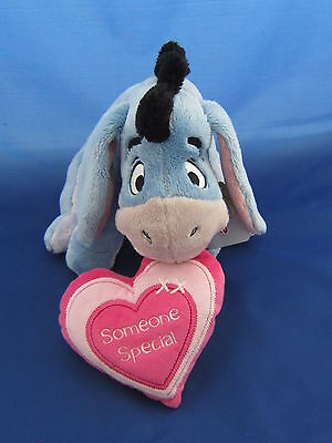 Disney Winnie The Pooh Eeyore Someone Special 9 Inch Soft Toy New Tagged