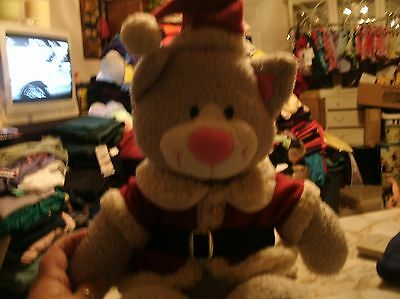 Build  A Bear 17inch Unbranded Holiday Outfit -  Christmas