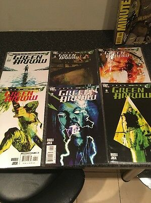 Green Arrow: Year One 1-6 - DC Comics - NM/M Condition 1st Print