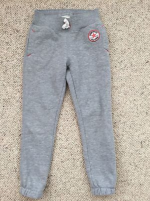 Girls Converse Tracksuit Bottoms 4/5 years