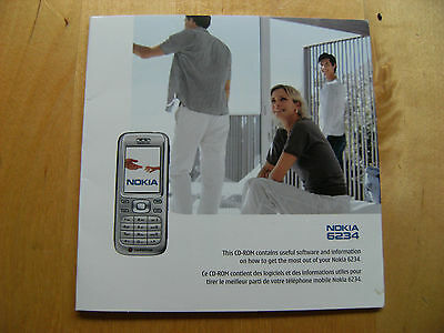 Cd Rom For Nokia Phone 6234