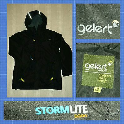 Fantastic Childs GELERT Outdoors Coat. Black and Sized 13 Yrs