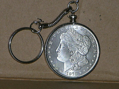Novelty Morgan Dollar Coin Key Chain