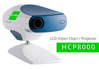 Digital Auto Chart Projector HANS HEISS HHCP8000L (LED), Made in Korea