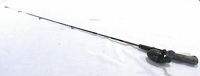 """Vintage Shakespeare Ugly Stick 54"""" Fishing Pole w/ Ugly Cast Reel"""