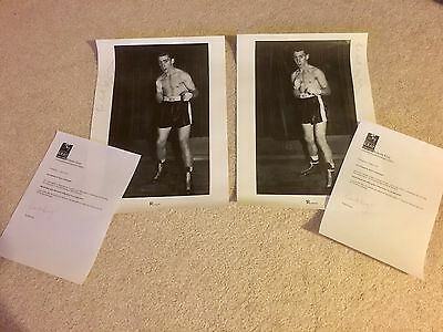 Kray Twins - Original Signed Posters With Authentication