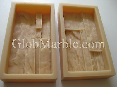 Concrete Mold Testing Sample VS 101/6 Veneer Concrete Testing Rubber Mould