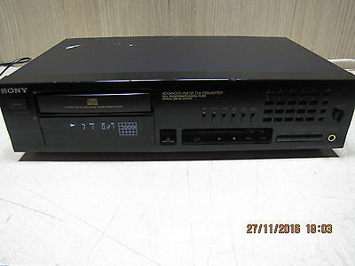 Sony CDP-561E CD Player in GWO full size audio separate component