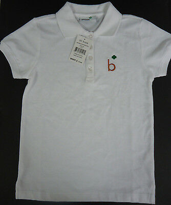 Girl Scouts Brownie Shorthand Polo Shirt Small 7-8