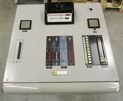 Telefunken Vintage Stereo Mixer w/ Siemens-, Eckmiller-, and many other modules