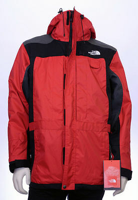 29231eabc THE NORTH FACE Heli Gore Tex suit RTG VTG Yellow Search & Rescue ...