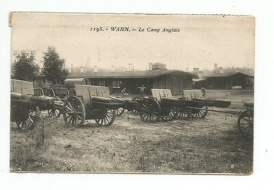 Cpa Allemagne -Wahn-Le Camp Anglais