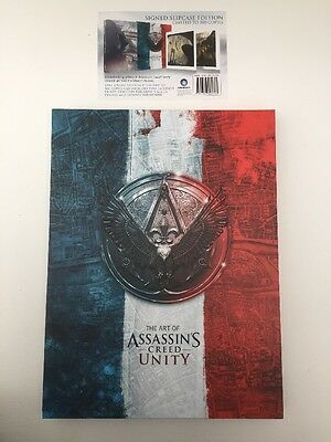 The Art of Assassin's Creed Unity Limited Edition  [ SIGNED ] In Stock