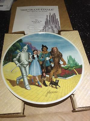 Wizard Of Oz Plate