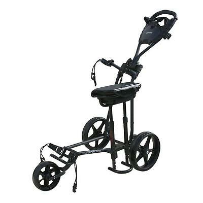 Walkinshaw Racer 4.0 Golf Buggy  - Charcoal/black - New - Awesome Value!!