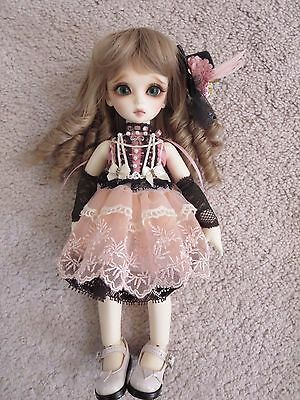 Gorgeous Pipos Frog Prince Limited Edition Luna Tiny BJD LE 8