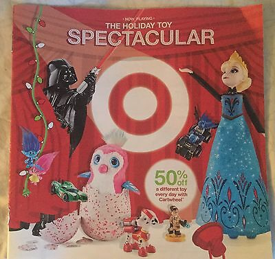 Target Book Toy Catalog Book Christmas 2016 Get Yours Today!