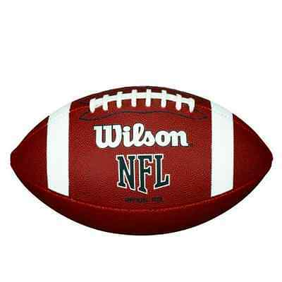 Wilson WTF1858XB NFL American Football  Bin Ball - Official Size