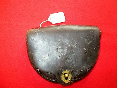 Dyer Watervliet Arsenal Us Indian War Leather Ammo Pouch