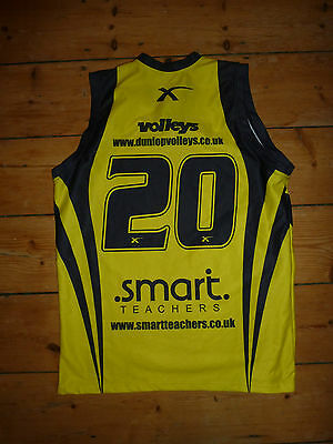 Australian Rules Football Kanga Footy Vest Size MEDIUM London Touch Rugby Shirt
