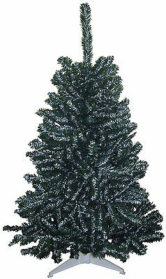 Michigan State Spartans Green & White 4FT Christmas Tree,Team Colored Artificial