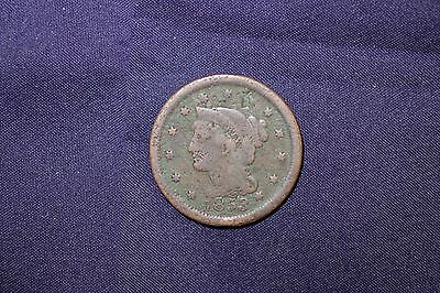 1853 Large Cent (penny)