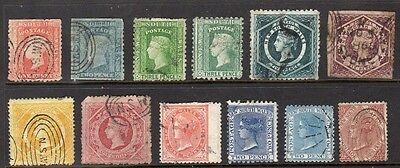 New South Wales - 1860-1905 - used collection