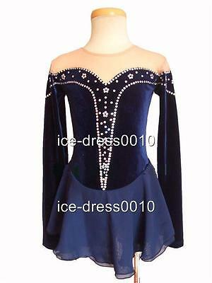 New Exclusive Figure Skating Dress Z 081