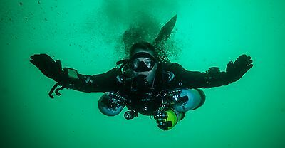 "Xdeep Specific Technical Scuba diving Sidemount course- ""From a to z"""