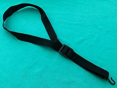 Black Strap for Buffet Clarinet