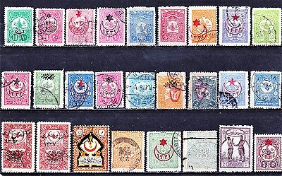 TURKEY 1892-1923 Collection Mint & Used.