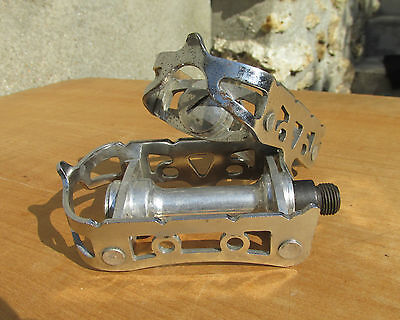 Atom Maillard 600 Vintage Pedales Velo Course Road Racing Bicycle Pedals