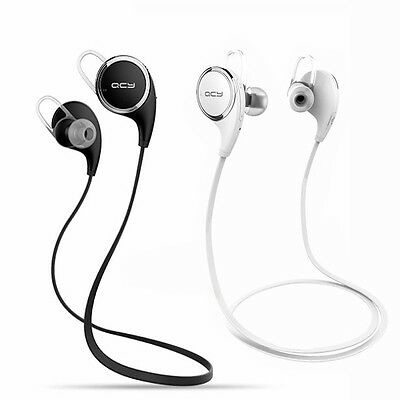 Bluetooth 4.1 Headset Stereo QCY QY8 Wireless Sports Earphone Headphone Fashion