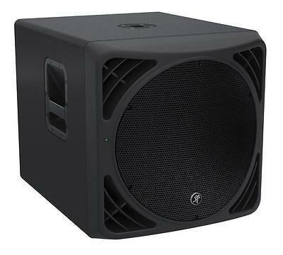 """Mackie SRM1550 Portable 1x15"""" Powered Subwoofer"""