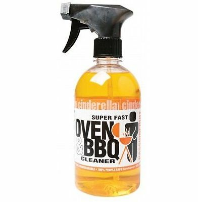 Cinderella Oven and BBQ Cleaner 500ml