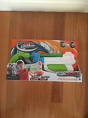 Nerf water soaker